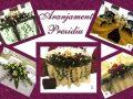 Aranjamente florale nunta.