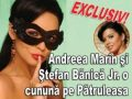 EXCLUSIV! Se anunta a fi o nunta mare! - Andreea Marin si Stefan Banica Jr. o cununa pe Patruleasa