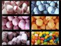 Publicitate cu dulciuri promotionale
