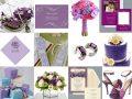Violet wedding - Nunta in tonuri de violet