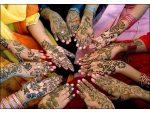 Petrecerea Henna sau petrecerea burlacitelor