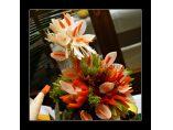 Fructe sculptate - Bar de fructe #8