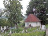 Biserica de lemn si cimitirul din Butoiesti, cătunul Popesti (2007) - Biserica de lemn din Butoiesti #1
