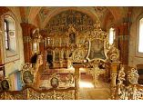 Naosul Bisericii - Biserica Ortodoxa Sfintii Arhangeli Mihail si Gavril #2