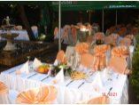 Terasa-gradina, eveniment organizat - CASA VECHE - Restaurant si Cofetarie de Lux #1