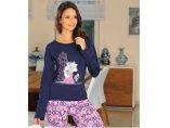Pijama bumbac - Ladysboutique #3