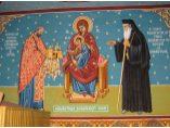 Tabloul votiv din biserica - Manastirea Bogdanesti #5