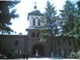 Turnul clopotnita – vedere din curtea interioara - Manastirea Plumbuita #6