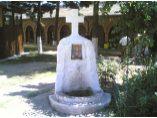 Izvorul din curtea manastirii - Manastirea Plumbuita #7