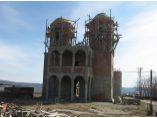 Biserica noua - Manastirea Sfintii Imparati Constantin si Elena de pe Movila lui Burcel #4