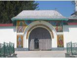 Intrarea in curtea manastirii - Manastirea Sitaru #5