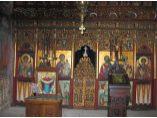 Iconostasul - Manastirea Sitaru #6