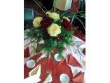 Aranjament floral trandafiri - Rossemary Design #7