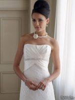 Coafuri si machiaj mirese, primavara-vara 2011 - Mireasa moncheri bridals #2