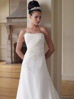 Coafuri si machiaj mirese, primavara-vara 2011 - Mireasa moncheri bridals #4