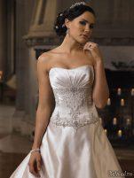 Coafuri si machiaj mirese, primavara-vara 2011 - Mireasa moncheri bridals #6