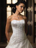 Coafuri si machiaj mirese, primavara-vara 2011 - Mireasa moncheri bridals #8