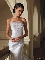 Coafuri si machiaj mirese, primavara-vara 2011 - Mireasa moncheri bridals #14