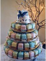 Idei pentru tortul de nunta - Tort nunta #1