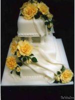 Idei pentru tortul de nunta - Tort nunta #2