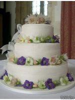Idei pentru tortul de nunta - Tort nunta #4