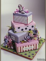 Idei pentru tortul de nunta - Tort nunta #5