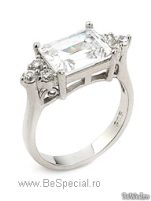 Inele - Inel argint zirconiu #9
