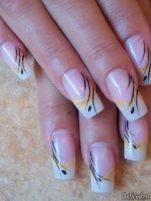 Manichiura mirese - Manichiura_nail art #14