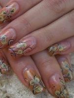Manichiura mirese - Manichiura_nail art #3