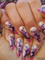 Manichiura mirese - Manichiura_nail art #16