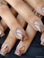 Manichiura mirese - Manichiura_nail art #7
