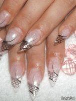 Manichiura mirese - Manichiura_nail art #10
