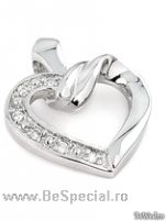 Pandative argint cu zirconiu - Pandativ argint zirconiu #2