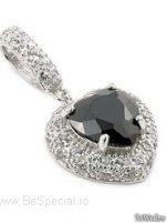 Pandative argint cu zirconiu - Pandativ argint zirconiu #7