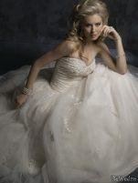 Rochii de mireasa Maggie Sottero - Rochie maggie sottero, model chardonnay #11