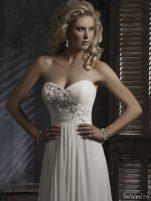 Rochii de mireasa Maggie Sottero - Rochie maggie sottero, model claire #14