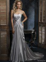 Rochii de mireasa Maggie Sottero - Rochie maggie sottero, model jamie #15