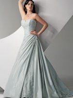 Rochii de mireasa Maggie Sottero - Rochie maggie sottero, model silver mist #8