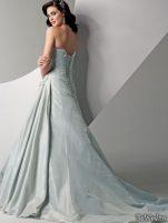 Rochii de mireasa Maggie Sottero - Rochie maggie sottero, model silver mist #9