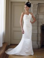 Rochii de mireasa Moncheri Bridals, sezonul primavara - vara 2011 - Rochie de mireasa moncheri bridals #2