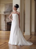 Rochii de mireasa Moncheri Bridals, sezonul primavara - vara 2011 - Rochie de mireasa moncheri bridals #3