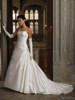 Rochii de mireasa Moncheri Bridals, sezonul primavara - vara 2011 - Rochie de mireasa moncheri bridals #5