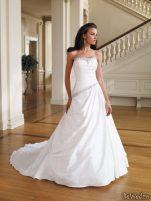 Rochii de mireasa Moncheri Bridals, sezonul primavara - vara 2011 - Rochie de mireasa moncheri bridals #8