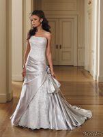 Rochii de mireasa Moncheri Bridals, sezonul primavara - vara 2011 - Rochie de mireasa moncheri bridals #9
