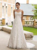 Rochii de mireasa Moncheri Bridals, sezonul primavara - vara 2011 - Rochie de mireasa moncheri bridals #12