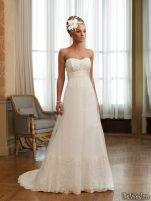 Rochii de mireasa Moncheri Bridals, sezonul primavara - vara 2011 - Rochie de mireasa moncheri bridals #15
